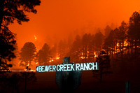 Beaver Creek Ranch Entrance